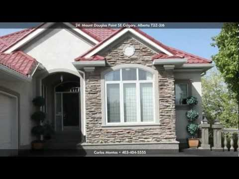 24 Mount Douglas Point SE Calgary, Alberta T2Z-3J6 - Virtual Tour