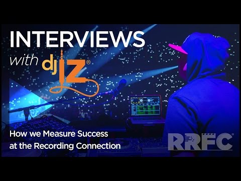 How We Measure Success at the Recording Connection