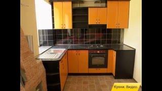 видео Кухня в хрущевке: размеры, проект и варианты отделки