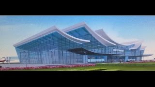 TIRUPATI NEW INTERNATIONAL AIRPORT IS ALMOST FINISHED