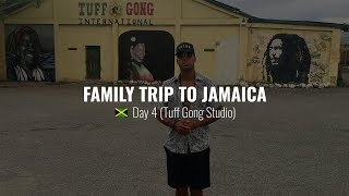 Kingston Jamaica | Tuff Gong Studio Session (Day 4)