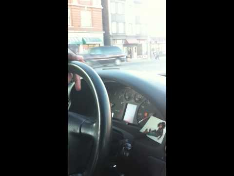 Car Freestyle Sessions With Dom Mclennon!! SWAGG