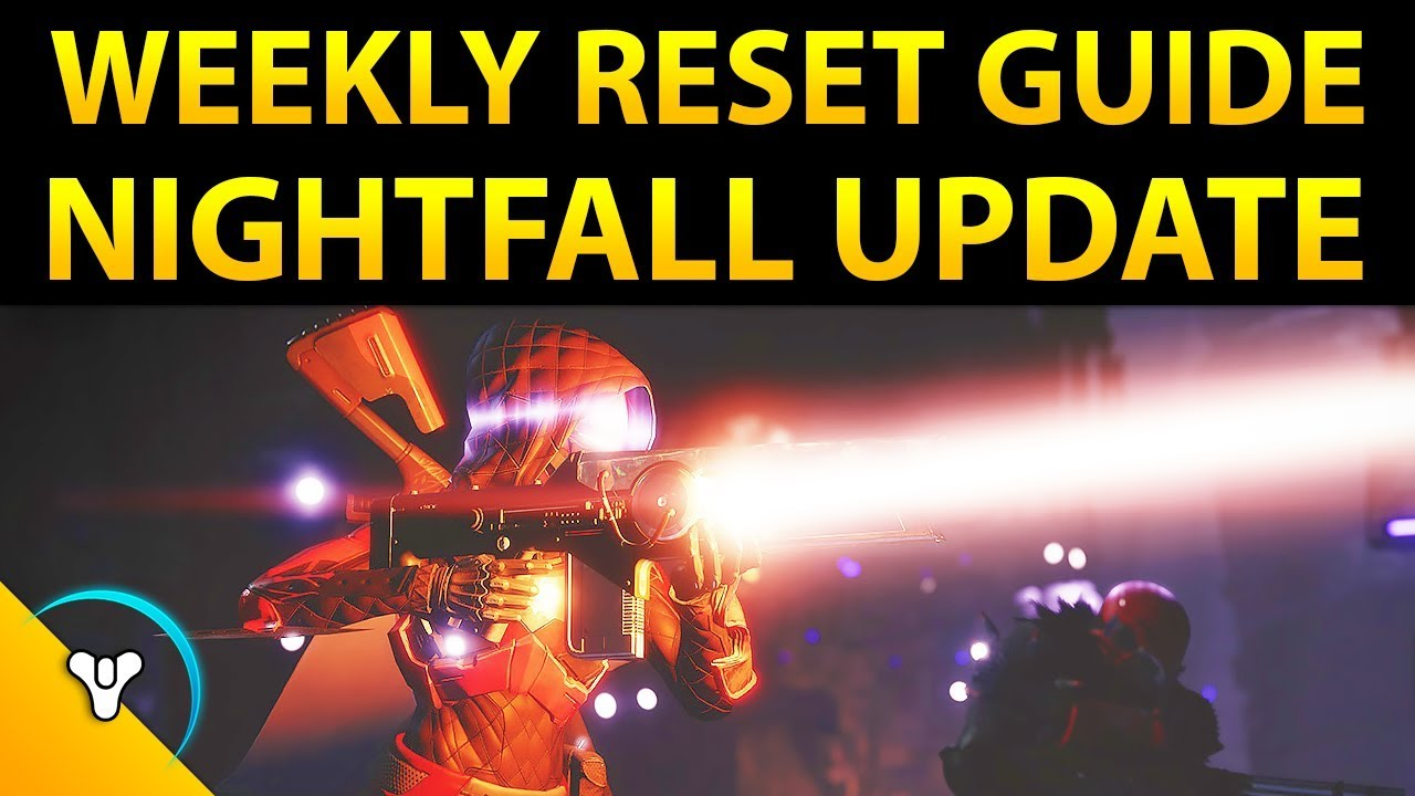 what is the nightfall strike this week