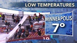 Arctic invasion: All 50 stątes face freezing temperatures