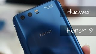 Huawei Honor 9 | The Better P10?