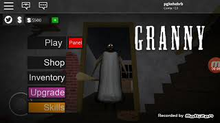 Horror video with Paul and the Sophia Roblox game from Granny Part 1 #