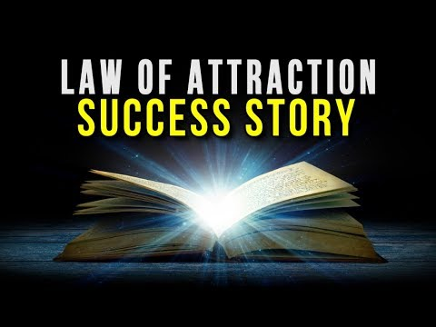 How to Use the Law of Attraction to Manifest the Perfect Job, Relationship & Money! (Success Story!)