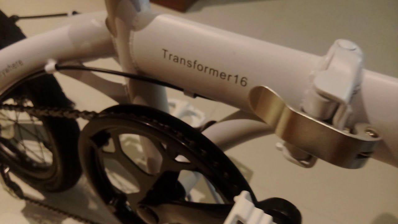 Upten Transformer 16 Closer Look 2018 Youtube