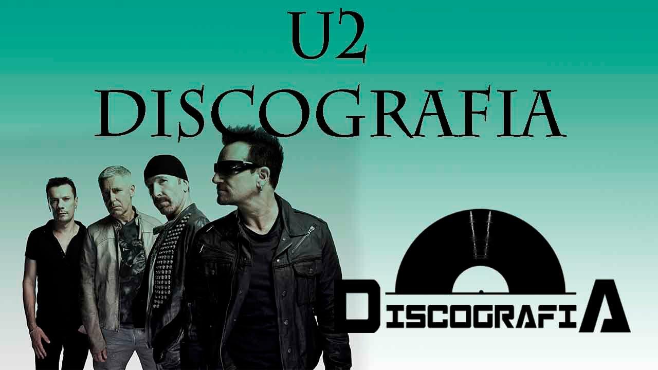 discografia completa de u2
