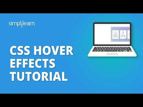 CSS Hover Effect - An Introduction