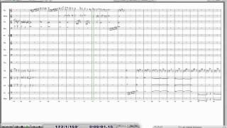 Shostakovich:Symphony No5 Mvt4 Allegro non troppo with Score
