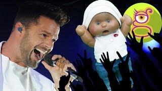 ¡¡MARTINA va al concierto de RICKY MARTIN!! 🎙 y LUCI la ayuda a elegir la ropa👗