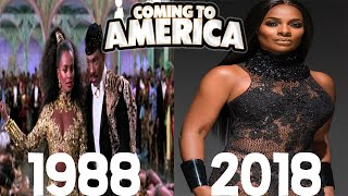 Coming to America (1988) Cast: Then and Now ★RE-UPLOADED★