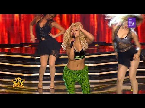 """La Imitadora De Shakira Puso A Todos A Bailar Al Ritmo De """"Rabiosa"""""""