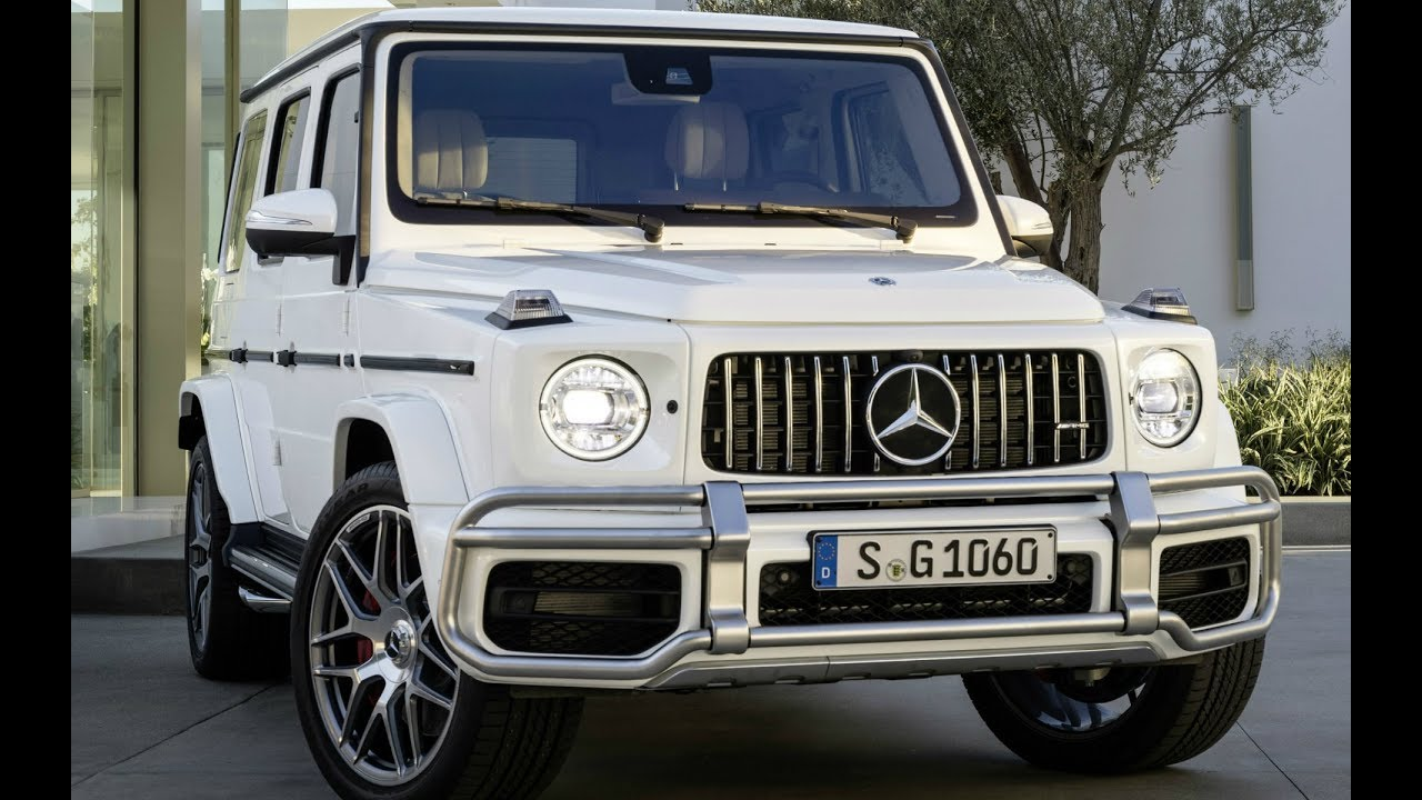 2019 mercedes g63 amg proven to be powerful the amg 4 0. Black Bedroom Furniture Sets. Home Design Ideas