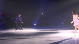 Tessa and Scott-- How Will I Know Skate Niagara