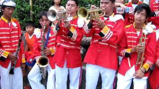 Castillo band 56 (the BEST BAND In Nueva Ecija)