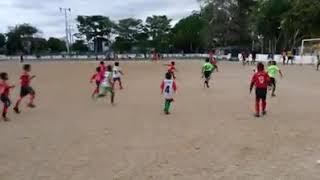 El mejor jugador de fútbol que gol Elkin david