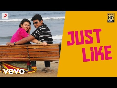 OK OK Telugu - Just Like Video | Harris Jayaraj