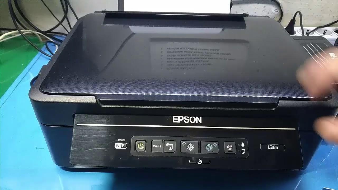 Epson yazıcı kafa temizleme & Epson yazıcı kafa tıkanıklığı giderme, epson  printer error - YouTube