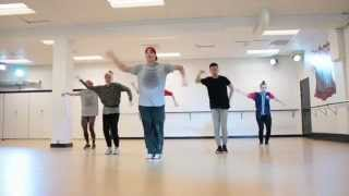 PABLO presents: BLACK WIDOW choreography class