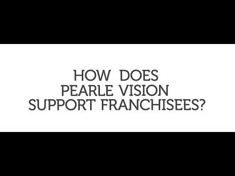 Why Is Pearle Vision The Best Health Franchise To Own?