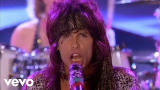 Aerosmith - Rag Doll (Official Music Video)
