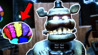 BRINGING DREADBEAR TO LIFE... WITH A BRAIN! || Five Nights at Freddy's VR: Help Wanted Halloween DLC