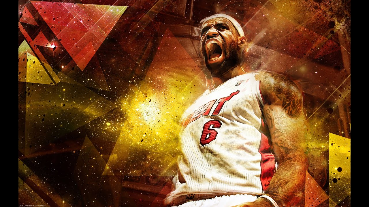 I am in the zone lebron james highlights youtube i am in the zone lebron james highlights voltagebd Images
