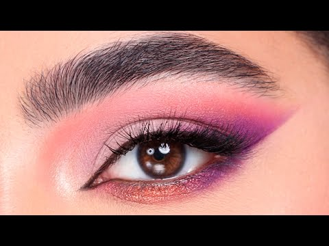 HOW TO: WINGED PURPLE EYE | Hindash