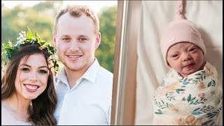 Josiah Duggar and Wife Lauren Welcome Their First Child After Miscarriage