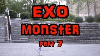 EXO Monster Part 7 分解動作舞蹈教學 // 振り付け//踊ってみた //dance tutorial //dance cover// practice【Dance Lesson 】
