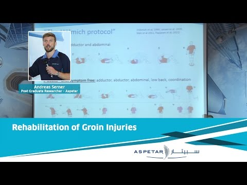 Rehabilitation of Groin Injuries