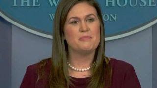 Sarah Sanders on FBI Kavanaugh probe thumbnail