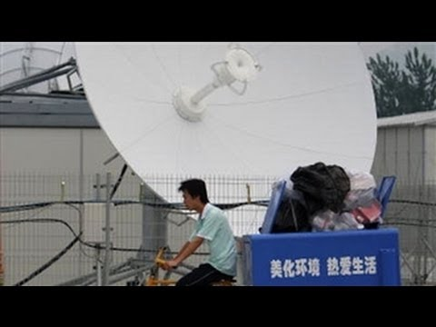 International Broadcasters Alarmed over China Signal Jamming