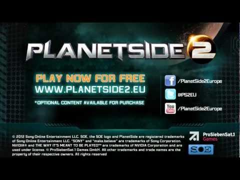 PlanetSide 2 thumbnail 1