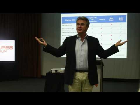 Bernard Salt Key Note Address - Futures Forum May 2016