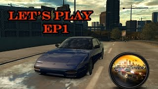 Need For Speed Undercover Let's Play Ep1