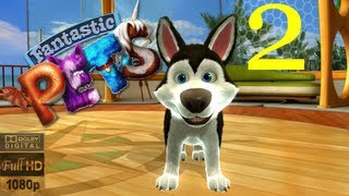 Fantastic Pets - XBOX360 with KINECT Part 2 TRUE HD - QUALITY 1080p