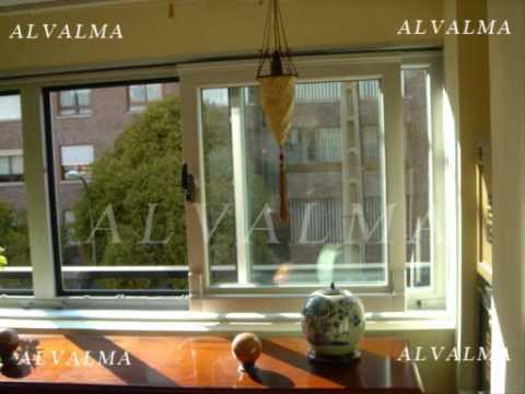Ventanas aluminio madrid ventanas y cerramientos - Bentanas de aluminio ...