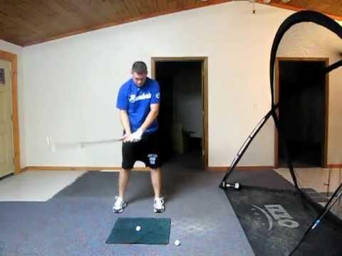 JR's Golf Swing
