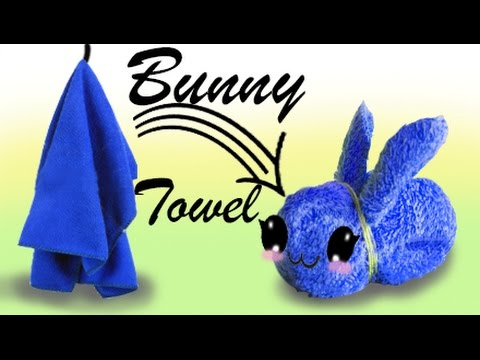 How to Fold a Rabbit Wash Cloth: 6 Steps (with Pictures) - wikiHow | 360x480