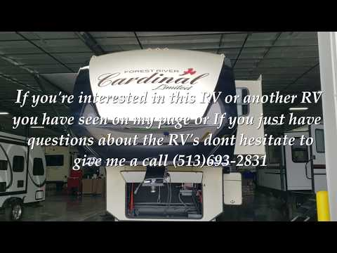 2020 Cardinal 3830BHLE 5th Wheel by Forestriver RVs at Couchs RV Nation a RV Wholesaler - RV Reviews