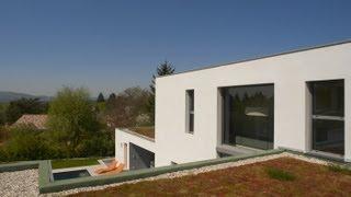 La Maison Moderne Par Atelier MCA, Constructeur De Maisons à Lyon