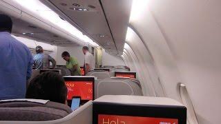 Iberia & British Airways Business Class Lima-Madrid-London (LCY)-Dusseldorf