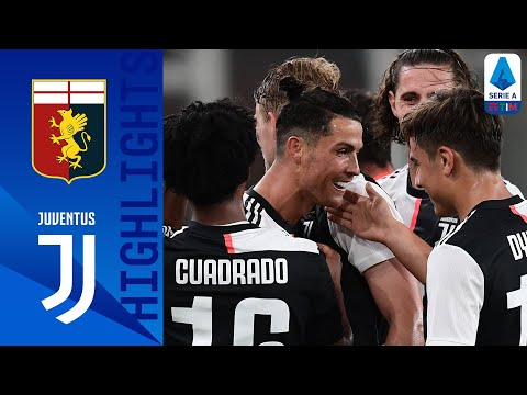 Genoa 1-3 Juventus | Dybala, CR7 \u0026 Douglas Costa all on target in Juve win