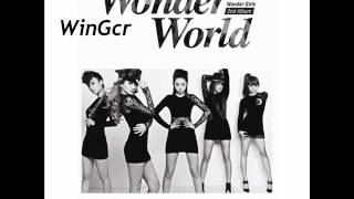 Wonder Girls  - 03. Girls Girls MP3