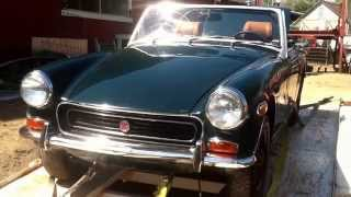 1972 MG Midget project for sale!!** Price lowered!!  On EBay right now!