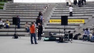Rehearsal 4 - 龔志成Ensemble feat. Shadow Kim, Mike Yuen at公園好聲 第二回 Part 4