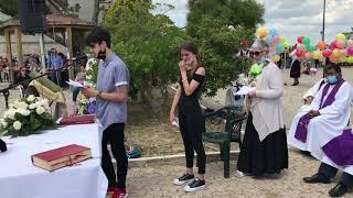 Funerali di Maria Melfi a Morrone nel Sannio